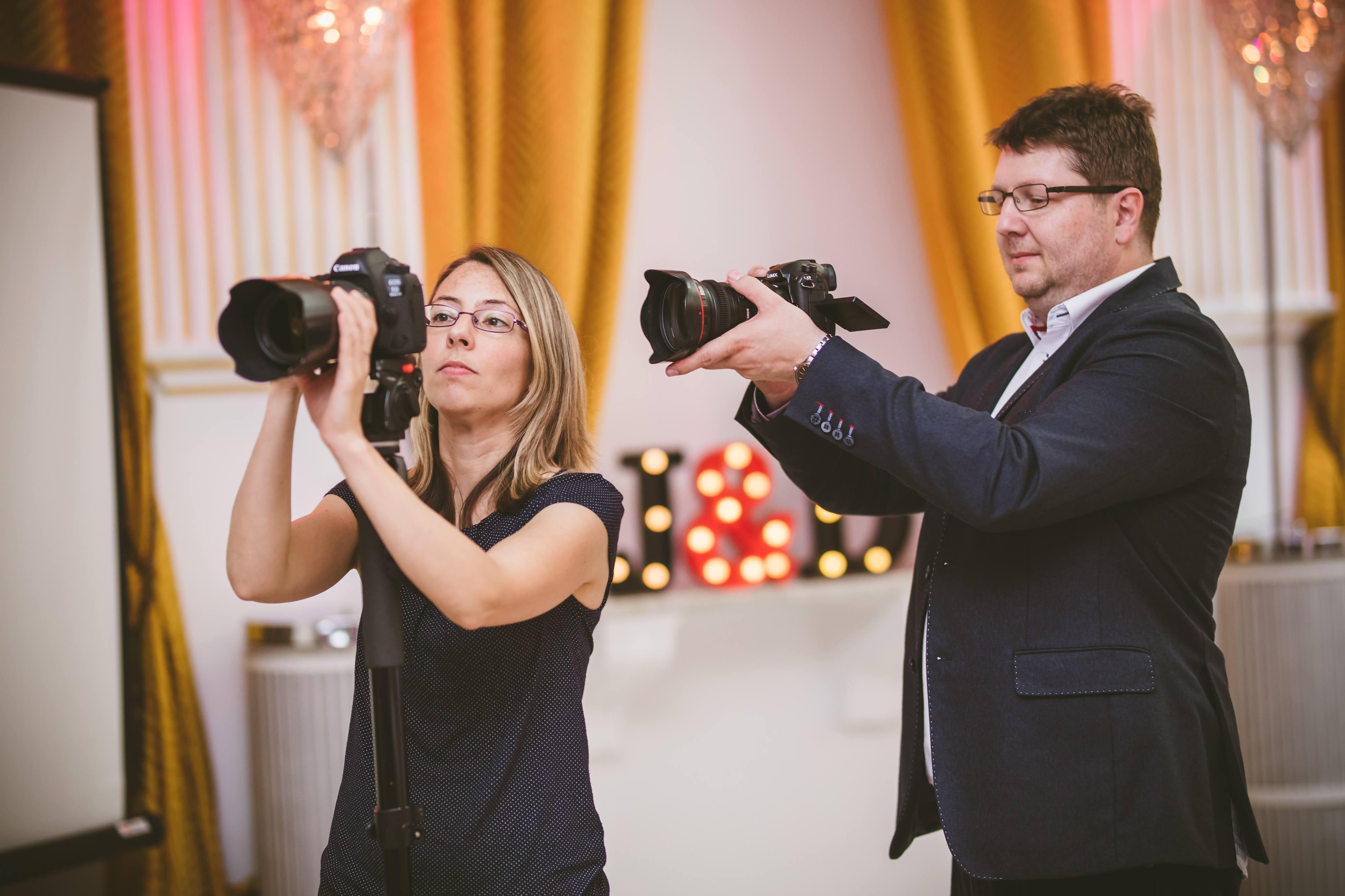 Erika and Zsolt wedding videographer